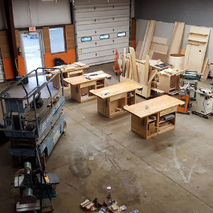 2019 Countdown To New Woodworking Classes The Wood Joint